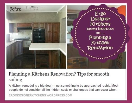 Dreaming is the start of any good renovation, however, to have a good experience; you have to be reasonable about what you can accomplish based on your homework, budget and resources. And remember, a kitchen renovation must create an opportunity of re-examination rather than just replacement.