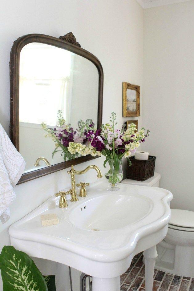 Photo Album Website One Room Challenge Laundry Powder Room Renovation