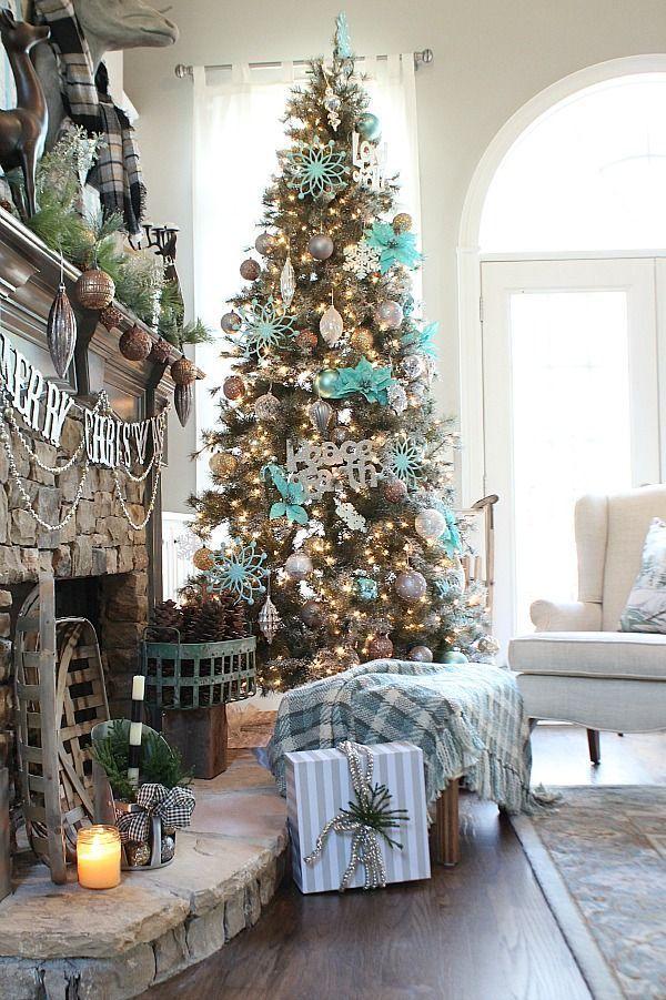Christmas Tree Ideas 12 Bloggers Christmas Balsam