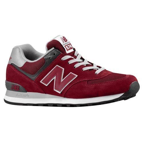 New Balance 373 Sneaker Uomo Rosso Burgundy 47 EU q7r