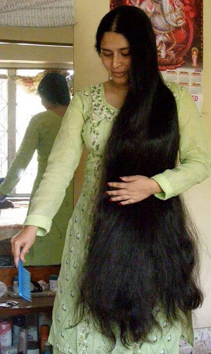 Indian Long Hair  Indian Long Hair 2  Pinterest  Long Hair Styles -7064