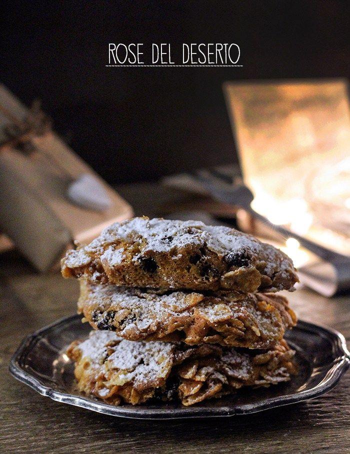 #food #Ricetta #Rose del #deserto #rosedeldeserto #dolci #dessert