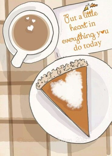 Put a little heart in everything you do today - Rose Hill Designs: Heather Stillufsen