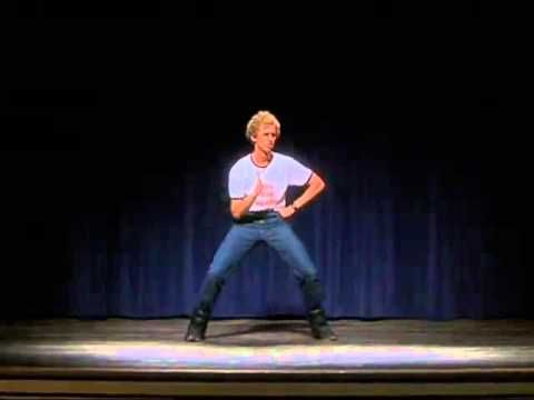 Napoleon Dynamite's dance video