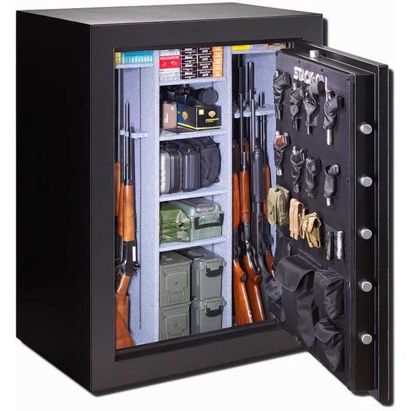 Gun Safes, Hand and Riffle Safes, Solid wood Cabinets, Fast Shipping - CowBoy Safes
