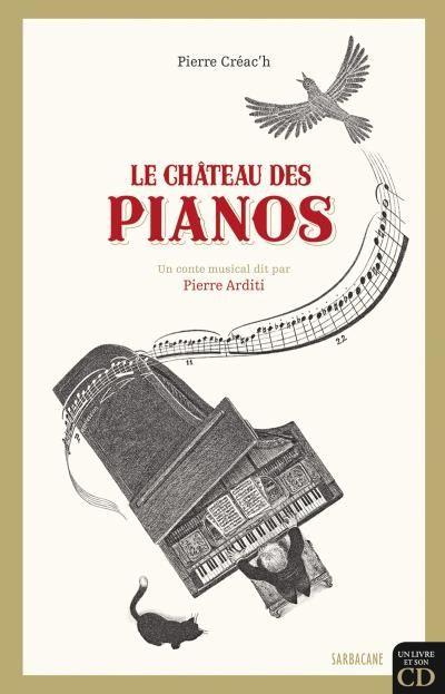 Le château des pianos & Le père Noël et les fourmis / France Inter