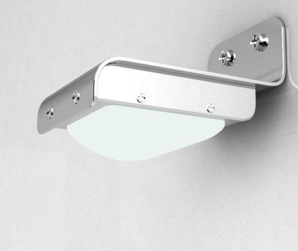Lampada applique ad energia solare, oggetto di piccole dimensioni ma dalle grandi prestazioni. composto da led dalla batteria e dal pannello fotovoltaico, autonomia dell'applique anche di 3 notti consecutive.