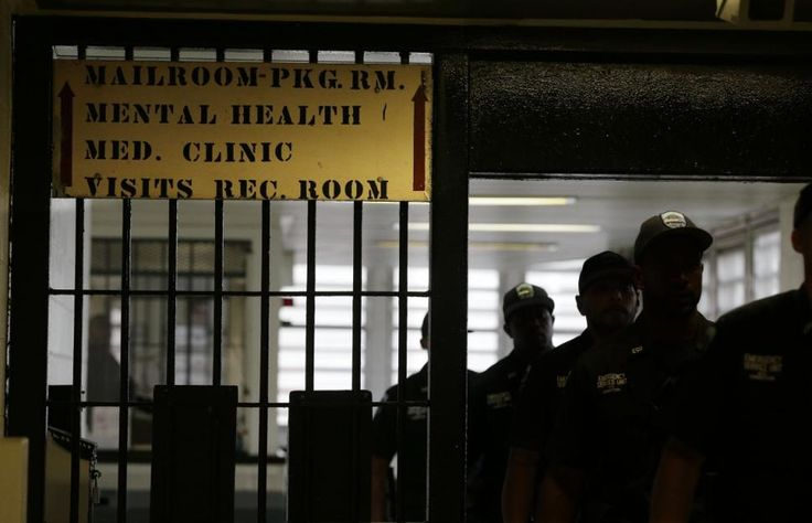 """Officers on Rikers Island 'violate the constitutional rights of adolescent inmates,' says the Manhattan US Attorney Preet Bharara, following a 2-year investigation. Rikers Island's cycle of violence violates teen inmates' constitutional rights. Punishment of inmates found guilty is 'imprisonment' & does NOT include rape, threat by inmates, or beatings by prison guards.. the """"pound of flesh"""" principle. The safety of prisoners MUST be ensured, or the system MUST pay for violations."""