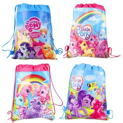my little pony gift bag for party favor