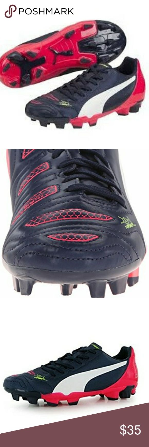 Kids Puma Soccer Cleats Bundle this item with others for best value and 5% off Puma Shoes