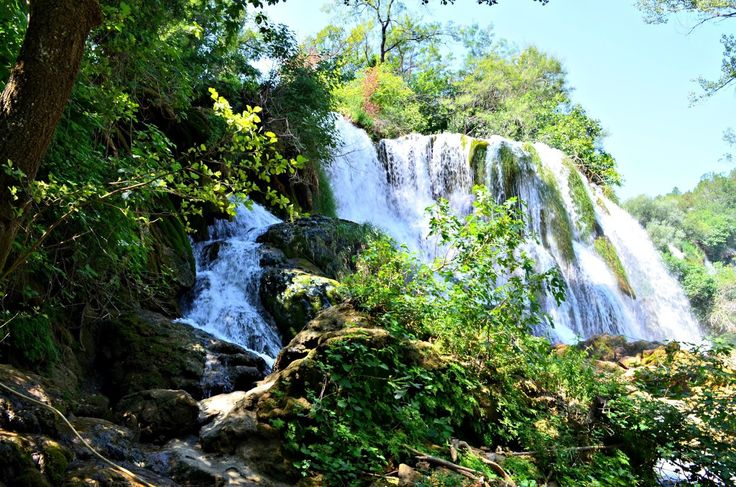 Wodospady Kravica, więcej na blogu: http://bit.ly/1Y6XZ3g