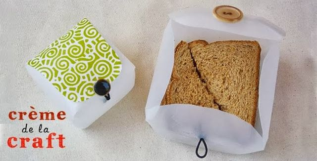 DIY Lunchbox Container from a Milk Jug - The Idea King