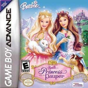 Princess And The Pauper The Gameboy Advance Game With Images