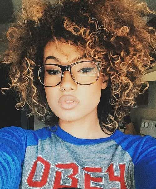 Best 25 short curly weave ideas on pinterest loose curls weave 15 beautiful short curly weave hairstyles 2014 pmusecretfo Image collections