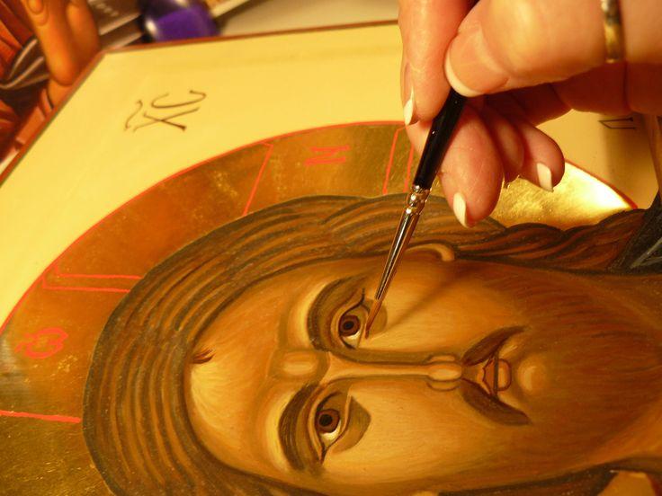 The Icons of Saint Catherine's Monastery, Sinai, Egypt - Getty documentary - https://www.youtube.com/watch?v=B679jxNi7zg