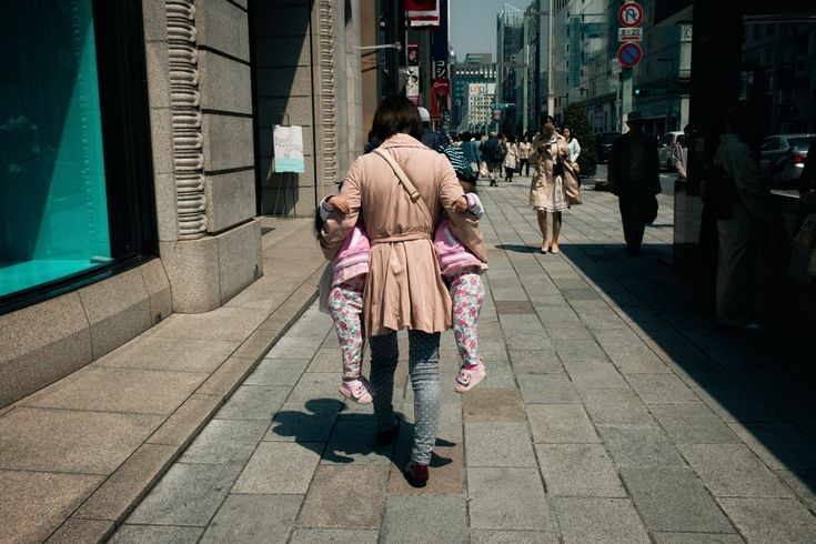 Sorry, you'll never walk alone. | Ginza, Tokyo, 2014