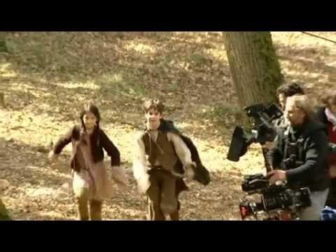 zibb - Dreharbeiten für rbb-Märchenfilm Hänsel und Gretel