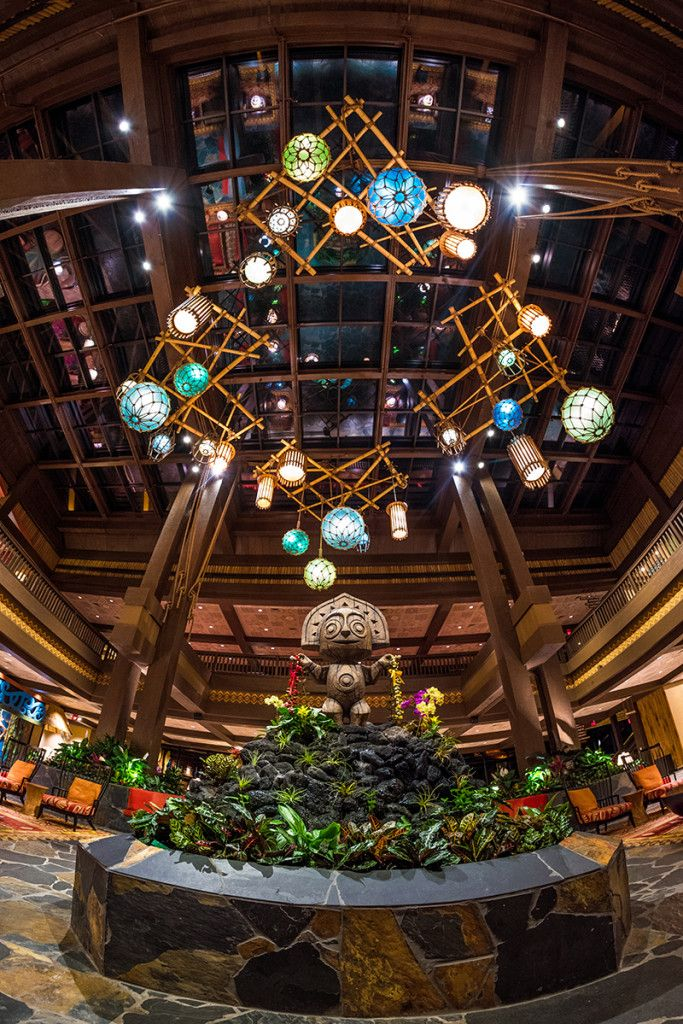 An updated look inside Disney's Polynesian Village Resort!