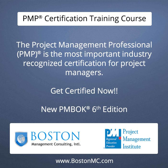 Risk Management Professional (PMI-RMP) 4 Days Certification Training ...