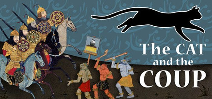 Check out The Cat and the Coup