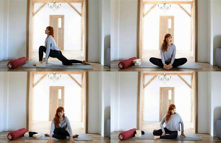 Anatomia jogi-  jak ćwiczyć, by uniknąć kontuzji i by praktyka jogi stała się przyjemniejsza