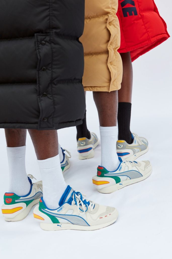 more photos e04a1 b4a49  ADER x PUMA COLLABORATION  FUTRO(FUTURE+RETRO) FALL WINTER 2018 COLLECTION   FANTASTIC MISTAKE  THIS STORY SHOWS THE INSPIRATION PROCESS FROM RS  COMPUTER, ...