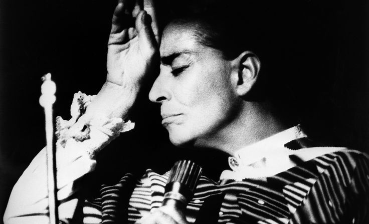 Style Icon: Chavela Vargas / Blog / Need Supply Co.