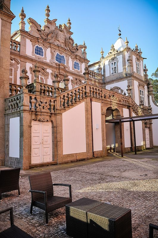 Pousada do Porto, Palácio do Freixo in Gondomar (Porto, Portugal)