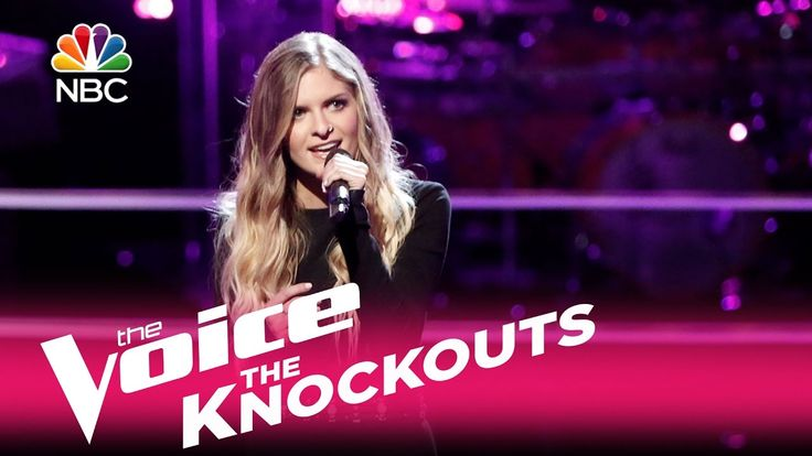 "The Voice 2017 Knockout - Lauren Duski: ""When You Say Nothing at All"""