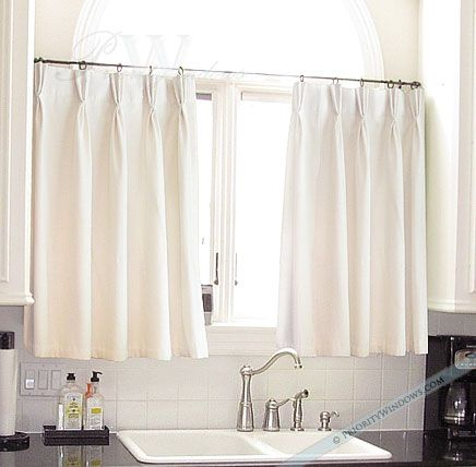 siglo best shower curtain for clawfoot tub. French stripe cafe curtain  All about the goods 56 best Dining room curtains images on Pinterest Curtains