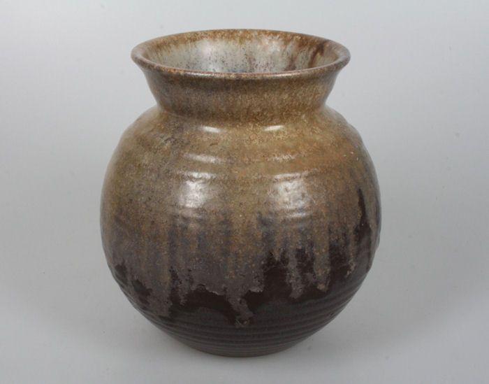 Mobach Utrecht art pottery vase ca. 1930...