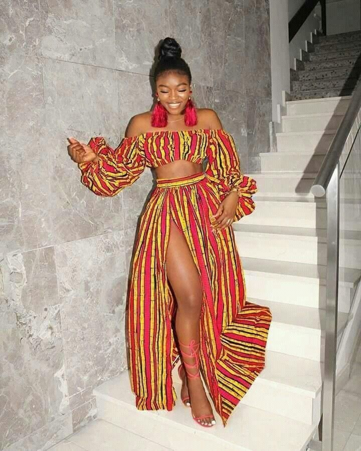 African Fashion Designer Dress Trending If You Like What You See Follow Me Pin Gideonf African Fashion Dresses African Fashion African Fashion Modern