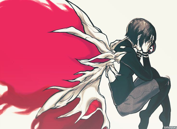 butterfly. by LadyButtcheeks    Tokyo Ghoul