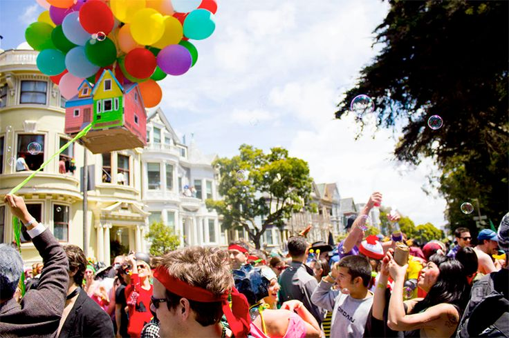 20 Trips to Take in Your 20s   Bay to Breakers in SF, Cali