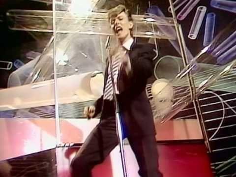 David Bowie - Boys Keep Swinging - YouTube