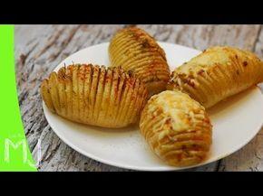 Patatas Hassan ver Video de estas deliciosas patatas que sirven de acompañamiento o de plato principal, paso a paso, de la mano de J. M