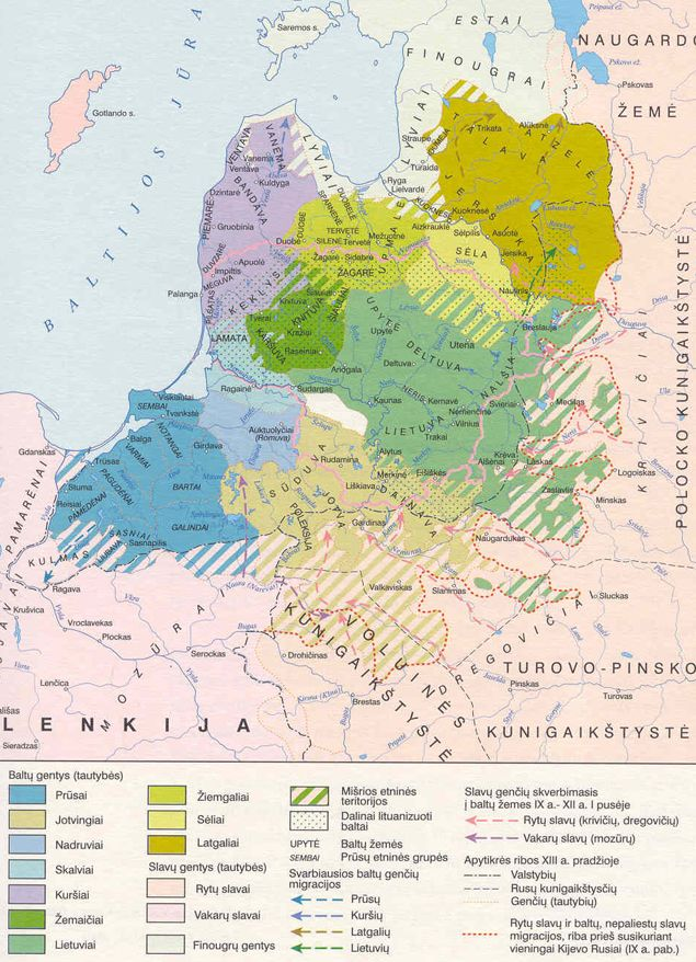 18 best Baltic tribes images on Pinterest Lithuania Maps and Cards