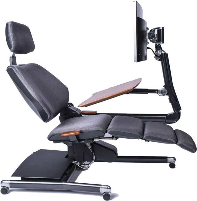 Alt work chair - work comfortably http://amzn.to/2tjVp1u