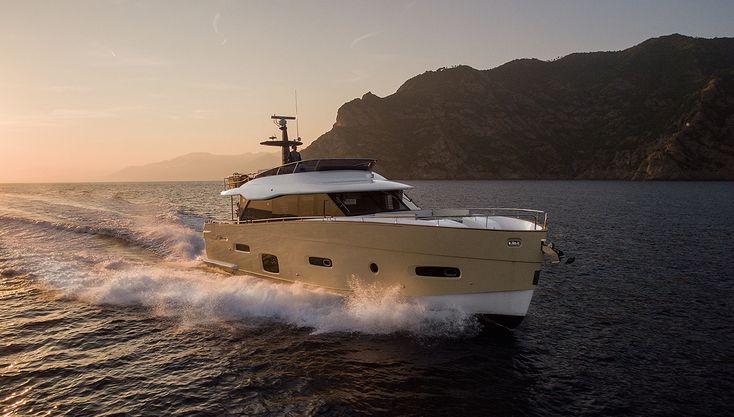 Azimut Yachts Showcases Seven Stellar Models at Düsseldorf