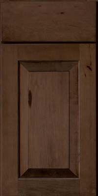 Door Detail Square Raised Panel Solid Ac6m Rustic