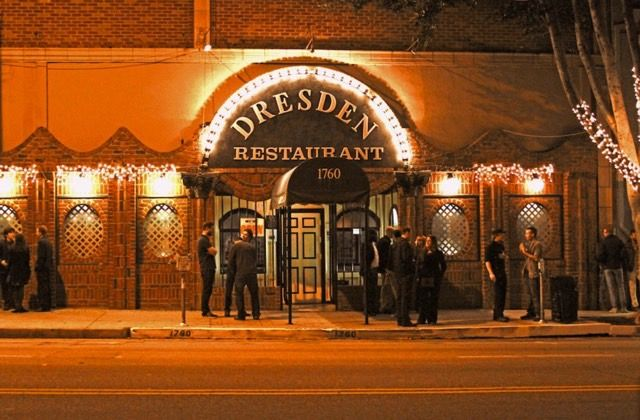 the dresden bar (1760 N VERMONT AVE) - Marty and Elayne, lay out their nightly hits on the upright bass and piano, Tuesday through Saturday