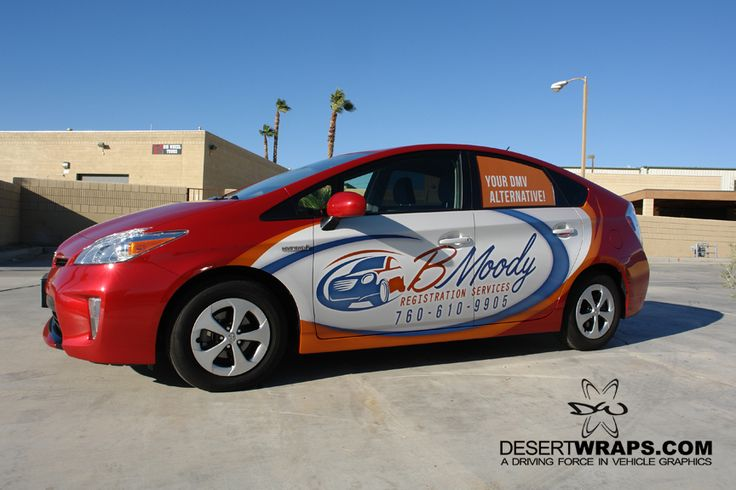 B Moody vehicle wrap installed by DesertWraps.com in Palm Desert, CA. 760-935-3600. #PalmDesert #CarWrap Servicing Palm Springs, Cathedral City, Rancho Mirage, Palm Desert, La Quinta, Indian Wells, Indio, Coachella Valley.