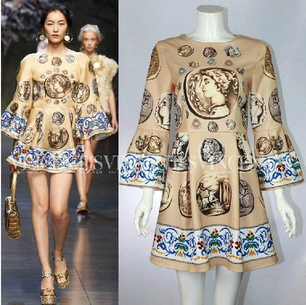 Atractivos vestidos femeninos con monedas estampadas 18d7f8304729d9fb192a6a0f69c7de2a--greece-fashion-gold-coins
