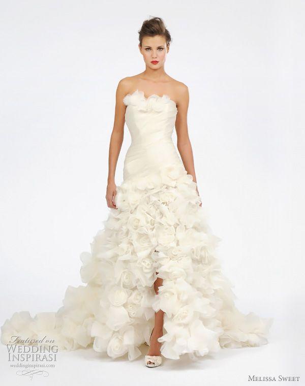 184 best melissa sweet bridal images on pinterest for Melissa sweet short wedding dress