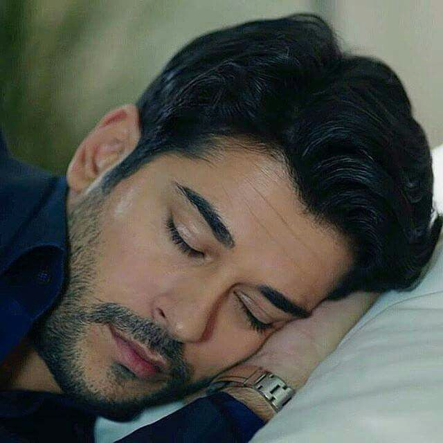 Burak is so damn HOT! What woman would not want to wake up next to him!