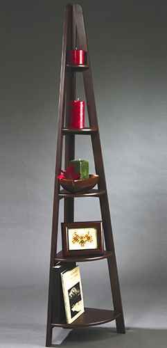 Office Star Espresso Corner Bookcase 1000 Images About Ladder Bookcases On Pinterest