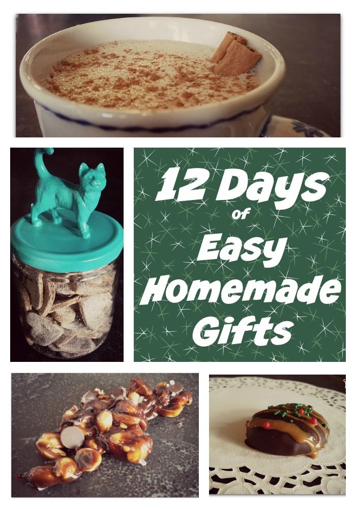 12 Days of Easy Homemade Christmas Gifts — Morsels & Moonshine