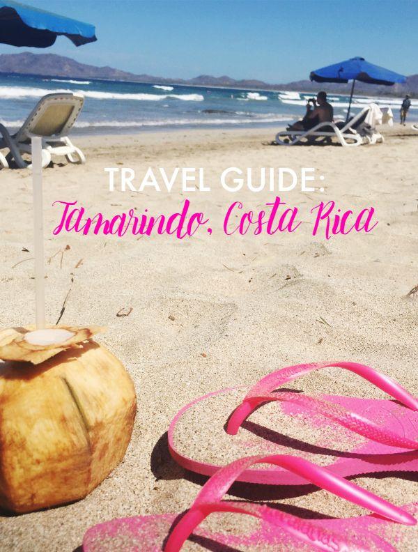 Travel Guide to Tamarindo, Costa Rica // pura vida!
