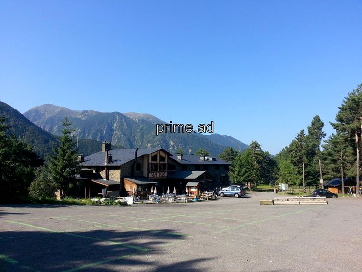 Hotel Restaurant for lease in Andorra