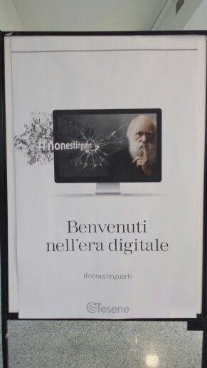 Ci siamo quasi! #NonEstinguerti #Social #Pisa